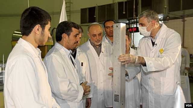 Vizit Prensipal Enspektè l'ONU pou Kesyon Nikleyè nan Peyi Iran