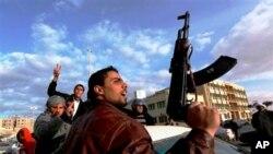 利比亞的反政府分子