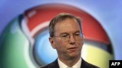 Giám đốc Chấp hành của Google Eric Schmidt