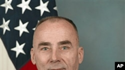 前美國海軍陸戰隊太平洋司令華萊士.格里格森(資料圖片)