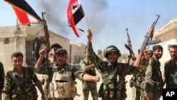 叙利亚部队
