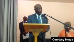 Liberian Vice President Joseph Boakai