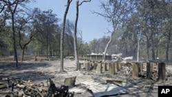 Suša u Teksasu izazvala je i brojne divlje požare
