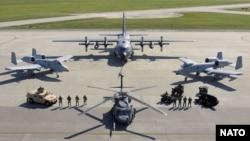 قوای هوایی افغان تا چند سال پیش با کمبود شدید تجهیزات روبرو بود