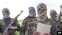 'Yan yakin sa kan kungiyar Al Shabab ta Somaliya.