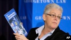 Gina McCarthy fue confirmada como la nueva administradora de la EPA.