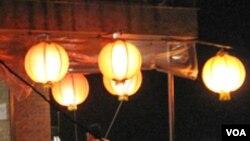 大茶壶茶餐厅(美国之音杨晨拍摄)