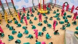 """《鱿鱼游戏》全球热映 """"地狱朝鲜""""的真实写照?"""