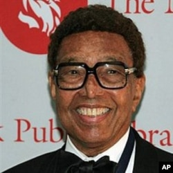 FILE - In this Nov. 5, 2007 file photo, musician Billy Taylor arrives for the 2007 Library Lions Benefit at the New York Public Library