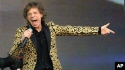 Mick Jagger, frontman of the Rolling Stones, turned 70 on Friday, July 26, 2013.