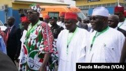 Wasu 'yan PDP da suka balle