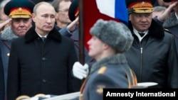 Vladimir Putin busca devolver a Rusia a su época de superpotencia.