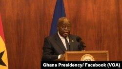 Shugaban Ghana