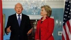 نخست وزیر پیشین سنگاپور گزارش ویکی لیکس را رد می کند