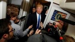အာရွခရီးစဥ္ေအာင္ျမင္ဟု Trump ယူဆ