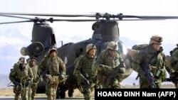 Ushtarë amerikanë në Afganistan; 11 mars 2002