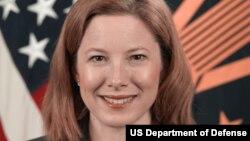 前美國國防部負責軍控事物的副助理部長瑞貝卡赫茲曼 (Rebecca Hersman)