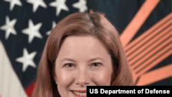 前美国国防部负责军控事物的副助理部长瑞贝卡·赫兹曼(Rebecca Hersman)