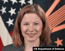 前美國國防部負責軍控事物的副助理部長瑞貝卡·赫茲曼(Rebecca Hersman)
