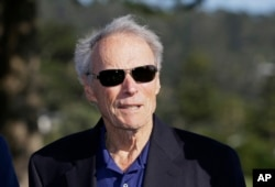 FILE - Clint Eastwood