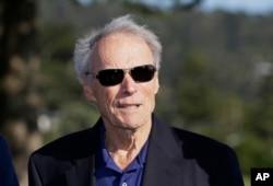 FILE - Clint Eastwood