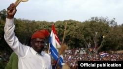 Guiné-Bissau, ex-Presidente Kumba Yalá