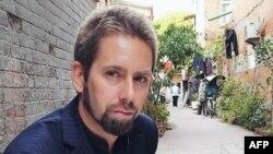 Aktivis HAM dari Swedia, Peter Dahlin (Foto: dok).
