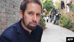 瑞典非政府组织工作者彼得·达林 (资料照片)