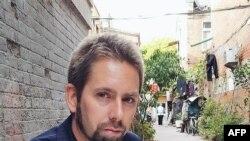 瑞典人权工作者彼得.达林 (法新社)