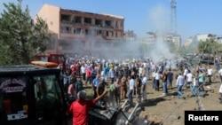 Після вибуху в Елязигу, 18 серпня 2016 року