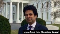 آقای رحیمی می گوید که عطا محمد نور از جایگاه شاخصی برخوردار است