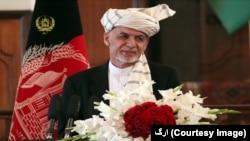 رئیس جمهور افغانستان امروز موافقتنامۀ صلح با حکمتیار را در مراسم ویژه در ارگ امضا کرد