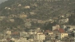 Lebanese Border Town Harbors Frightened Refugees of Syrian Conflict