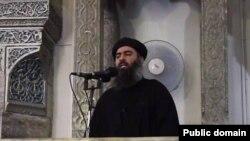 ابوبکر البغدادی، برای اولین بار در مسجد جامع نورالدین شهر موصل واقع در عراق، سخنرانی کرد