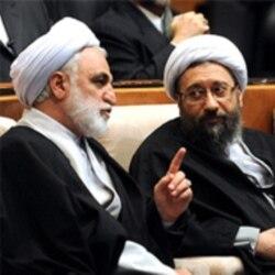 لاریجانی ، محسنی اژه ای را به عنوان ناظر رسیدگی به اختلاس میلیاردی منصوب کرد