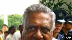 Tổng thống Singapore S.R. Nathan