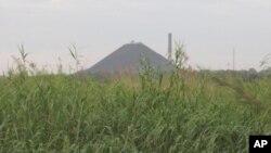 Gecamines, Lubumbashi, Katanga, RDC, novembre 2011.