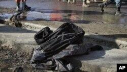 ۲۷۵۴ غیرنظامی افغان در سال ۲۰۱۲ کشته شدند