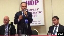 Osman Baydemir Parlamenterê HDPê