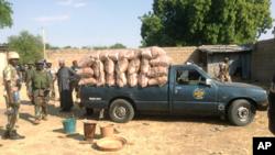 尼日利亞軍方在各地加緊檢查