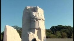 马丁.路德.金纪念碑本周日落成