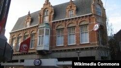Salah satu gerai waralaba C&A di kota Sneek, Belanda (foto: ilustrasi).