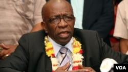 Wakil Presiden FIFA Jack Warner
