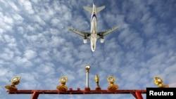 Salah satu jenis pesawat jet Airbus. (Foto: Dok)