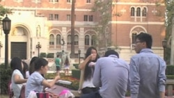 Number of Chinese Students in US Dramatically Expands