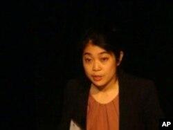 全球文化遺產基金會中國項目經理李光涵
