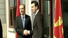 Ministri i jashtëm shqiptar për vizitë në Maqedoni