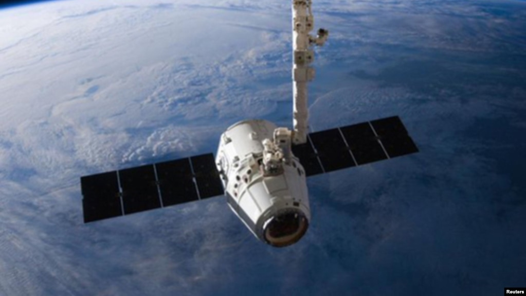 first reusable commercial spacecraft successfully completes second mission