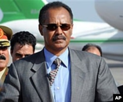 Eritrea's President Isaias Afwerki (file photo)
