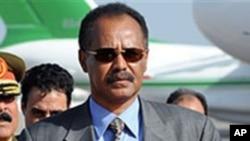 FILE - Eritrean President Isaias Afwerki